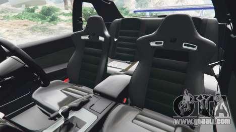 GTA 5 Nissan Skyline R34 GT-R v0.1 right side view