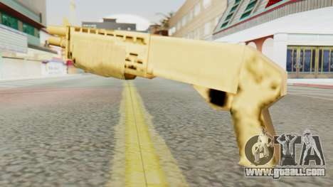 SPAS 12 SA Style for GTA San Andreas second screenshot