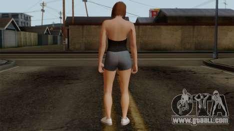 GTA 5 Online Female05 for GTA San Andreas third screenshot