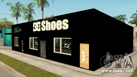 New Store DC v2 for GTA San Andreas