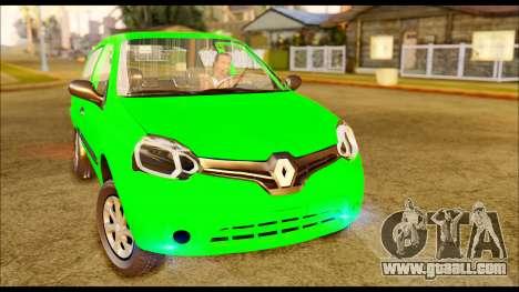 Renault Clio Mio for GTA San Andreas