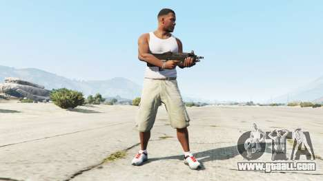 FN F2000 Tactical for GTA 5