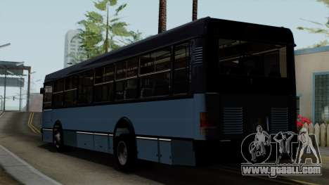 Ikarus 415 for GTA San Andreas left view