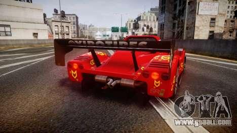 Radical SR8 RX 2011 [16] for GTA 4 back left view