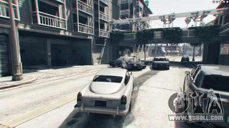 GTA 5 Working gadgets on the car JB700 sixth screenshot