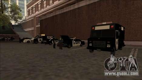 DLC Big Cop and All Previous DLC for GTA San Andreas ninth screenshot