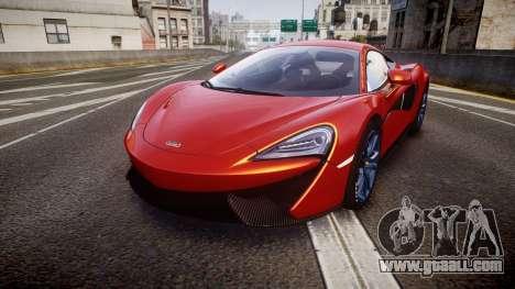 McLaren 570S 2015 rims3 for GTA 4