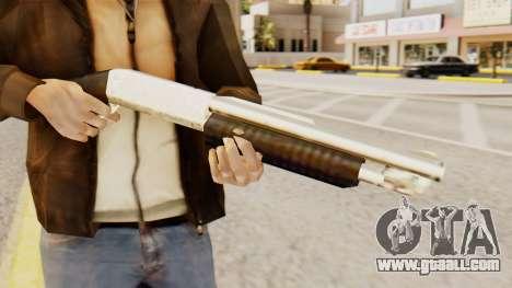 Bleed original pump action shotguns for GTA San Andreas third screenshot