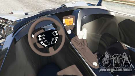 GTA 5 KTM X-Bow [Beta2] rear right side view