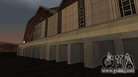 Dam for GTA San Andreas third screenshot