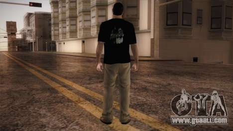 Bowling Player for GTA San Andreas third screenshot