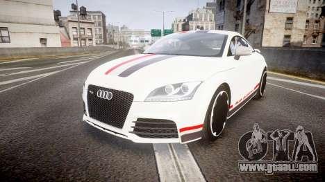 Audi TT RS 2010 Quattro for GTA 4