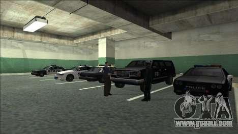 DLC Big Cop and All Previous DLC for GTA San Andreas tenth screenshot