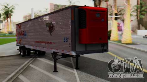 International ProStar Trailer for GTA San Andreas