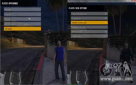 GTA 5 Native Trainer ENT