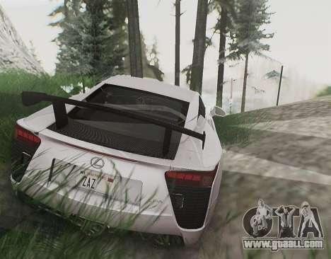 Herp ENB v1.6 for GTA San Andreas