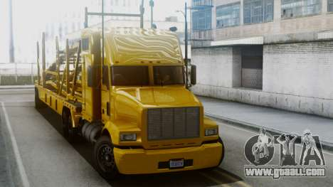 GTA 5 MTL Packer Driving IVF for GTA San Andreas