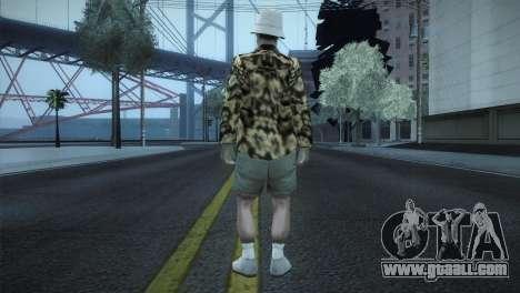 Beach Bum Hmyri for GTA San Andreas third screenshot