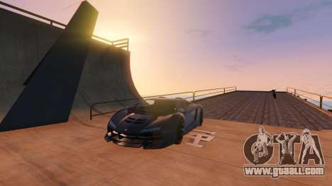 Airport Ramp for GTA 5