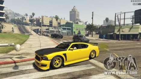 GTA 5 Semi-Realistic Vehicle Physics V 1.6 fourth screenshot