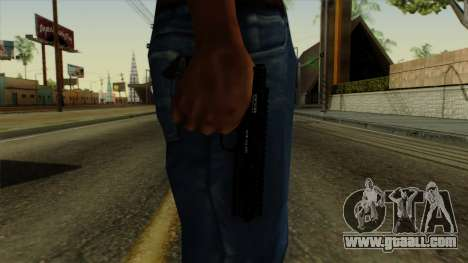 AP Pistol for GTA San Andreas third screenshot