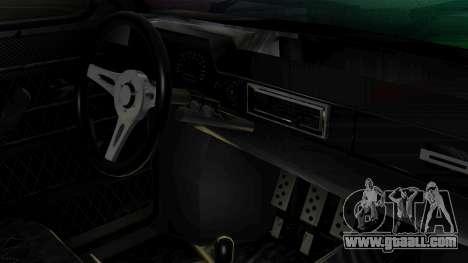 ZAZ 968M for GTA San Andreas right view