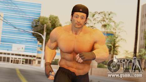 [GTA5] Bodybuilder for GTA San Andreas