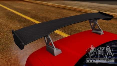 Nissan Skyline R34 Drift Monkey for GTA San Andreas inner view
