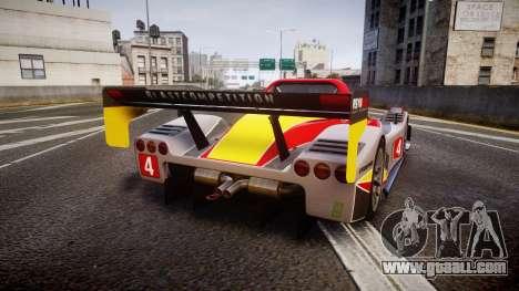 Radical SR8 RX 2011 [4] for GTA 4 back left view