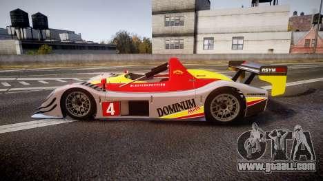Radical SR8 RX 2011 [4] for GTA 4 left view