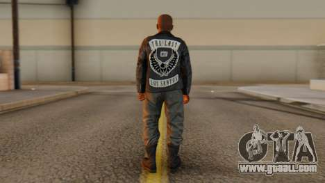 [GTA5] The Lost Skin2 for GTA San Andreas third screenshot