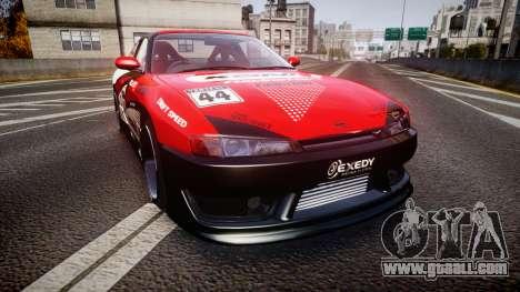 Nissan Silvia S14 Koni for GTA 4