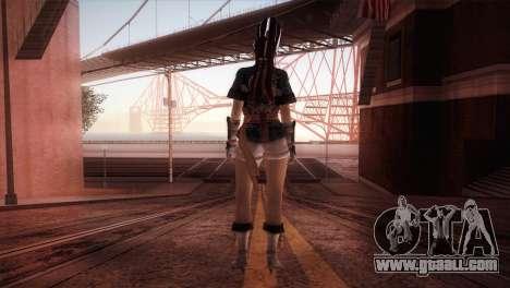 Momiji Kokoro DoA for GTA San Andreas third screenshot