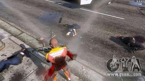 GTA 5 Improved police v.2.0