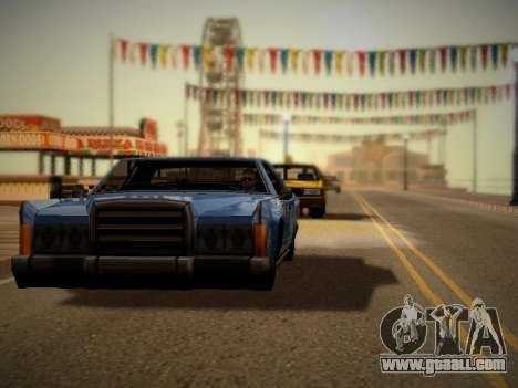 Iceh ENB for GTA San Andreas third screenshot
