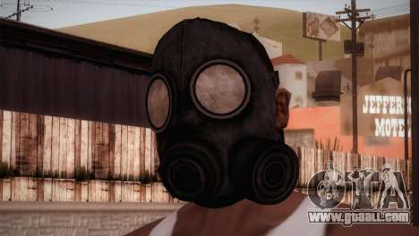 Mascara de Gas for GTA San Andreas third screenshot