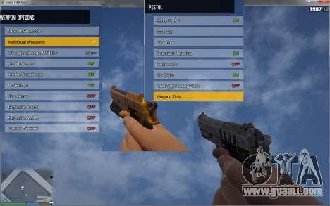 GTA 5 Native Trainer ENT third screenshot