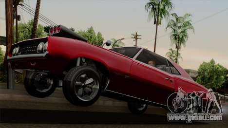 GTA 5 Declasse Vigero IVF for GTA San Andreas