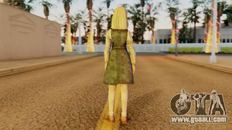 [SH2] Laura Child for GTA San Andreas third screenshot