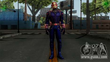 Ant-Man Black for GTA San Andreas second screenshot