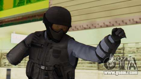 [GTA 5] SWAT for GTA San Andreas