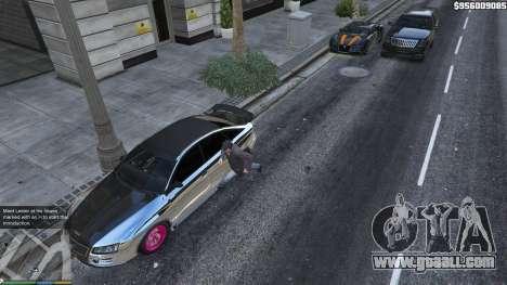 GTA 5 Story Mode Heists [.NET] 0.1.4 third screenshot