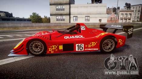 Radical SR8 RX 2011 [16] for GTA 4 left view