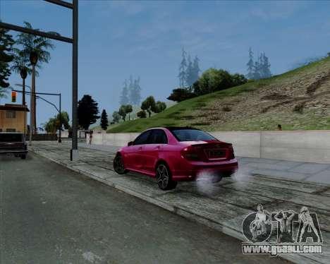 ENB Pizx for GTA San Andreas second screenshot
