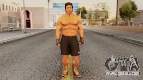 [GTA5] Bodybuilder for GTA San Andreas second screenshot