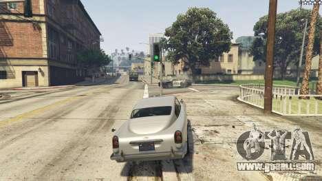 GTA 5 Working gadgets on the car JB700 eighth screenshot