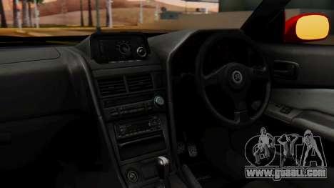 Nissan Skyline R34 Drift Monkey for GTA San Andreas right view