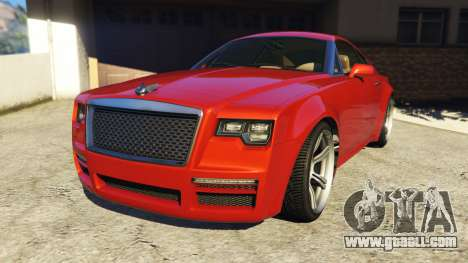 Enus Windsor Rolls Royce Wraith for GTA 5