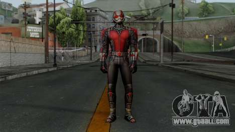 Ant-Man for GTA San Andreas second screenshot