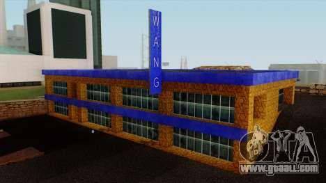 The Wang Cars Showroom for GTA San Andreas second screenshot